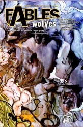 Vertigo - Fables Vol 8 Wolves TPB