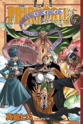 Gerekli Şeyler - Fairy Tail Cilt 7