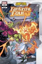 Marvel - Fantastic Four # 22 Empyre Variant