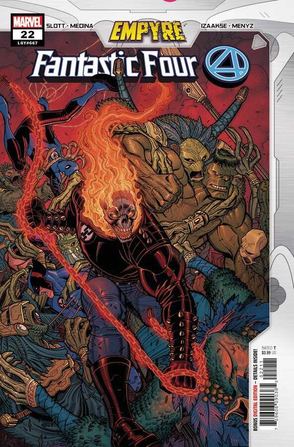 Marvel - Fantastic Four # 22