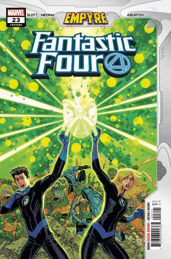 Marvel - Fantastic Four # 23