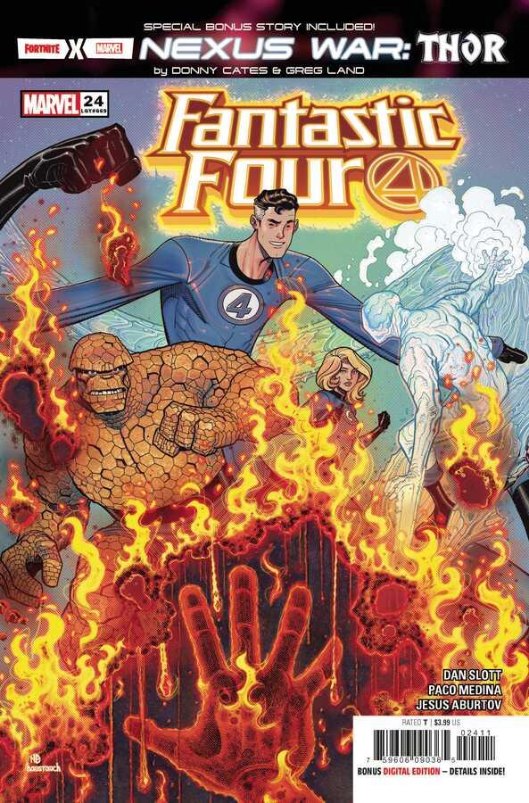 Marvel - Fantastic Four # 24