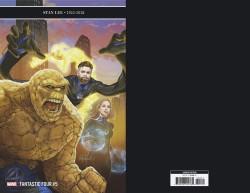 Marvel - Fantastic Four # 5 Witter Variant