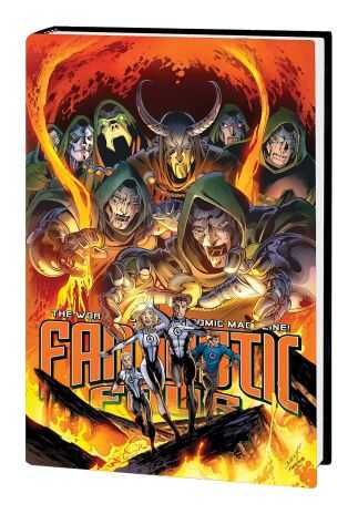 Marvel - FANTASTIC FOUR BY FRACTION OMNIBUS HC