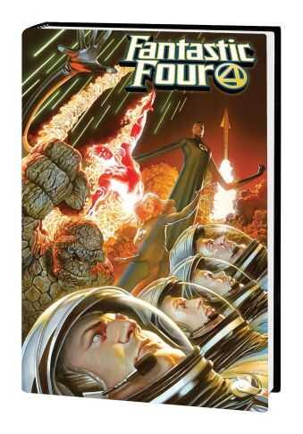 Marvel - FANTASTIC FOUR OMNIBUS VOL 3 HC ROSS COVER