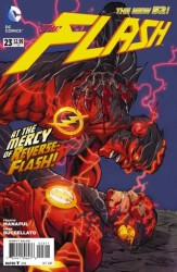 DC - Flash (New 52) # 23