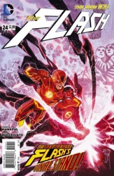 DC - Flash (New 52) # 24