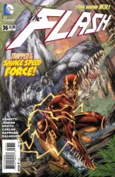 DC - Flash (New 52) # 36