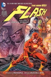 DC - Flash (New 52) Vol 3 Gorilla Warfare TPB
