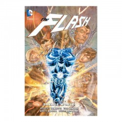 DC - Flash (New 52) Vol 7 Savage World HC