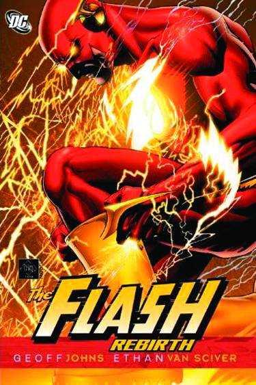 DC - Flash Rebirth TPB