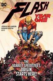 DC - Flash Year One HC