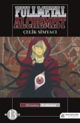 Akılçelen - Fullmetal Alchemist - Çelik Simyacı Cilt 13