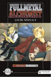 Akılçelen - Fullmetal Alchemist - Çelik Simyacı Cilt 22