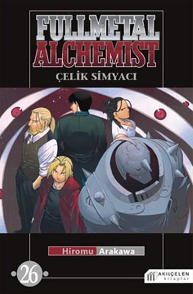 Akılçelen - Fullmetal Alchemist - Çelik Simyacı Cilt 26