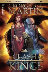 Dynamite - Game of Thrones Clash of Kings # 1 Rubi Variant