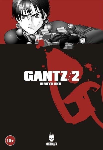 Kurukafa - Gantz Cilt 2