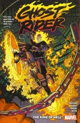 Marvel - Ghost Rider Vol 1 King Of Hell TPB