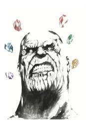 - Görkem Demir Thanos Print