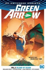 DC - Green Arrow (Rebirth) Vol 2 Island Of Scars TPB