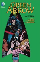 DC - Green Arrow Vol 5 Black Arrow TPB