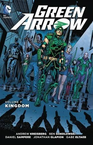 DC - Green Arrow (New 52) Vol 7 Kingdom TPB