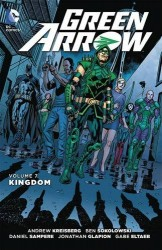 DC - Green Arrow (New 52) Vol 7 Kingdom TPB