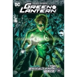 Arkabahçe - Green Lantern Cilt 10 En Karanlık Gece 1. Kitap