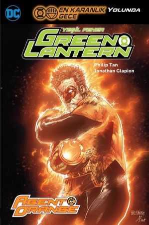 Arkabahçe - Green Lantern Cilt 9 Agent Orange