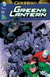 DC - Green Lantern (New 52) # 37