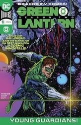 DC - Green Lantern Season 2 # 1