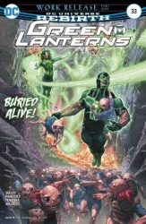 DC - Green Lanterns # 33