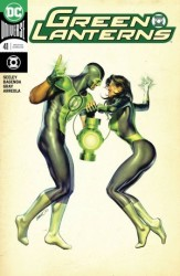 DC - Green Lanterns # 41 Variant