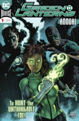 DC - Green Lanterns Annual # 1