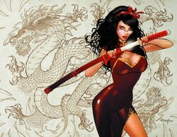 Zenescope - Grimm Fairy Tales # 93 C Cover Franchesco