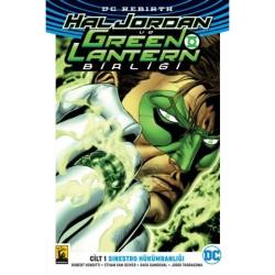 Arkabahçe - Hal Jordan ve Green Lantern Birliği Cilt 1 Sinestro Hükümranlığı