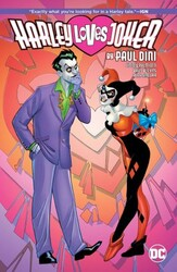 DC - Harley Loves Joker By Paul Dini HC