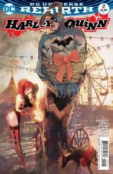DC - Harley Quinn # 2 Variant