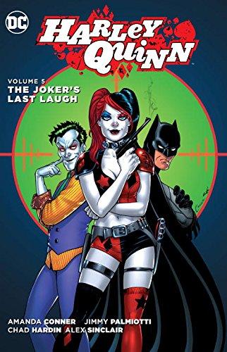 DC - Harley Quinn (New 52) Vol 5 The Joker′s Last Laugh TPB