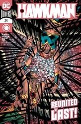 DC - Hawkman # 24