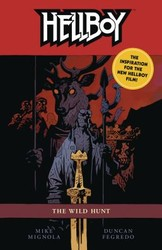 Dark Horse - Hellboy Vol 9 Wild Hunt TPB