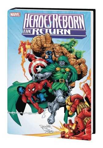 Marvel - HEROES REBORN RETURN OMNIBUS HC
