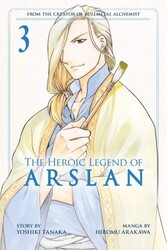 Kodansha - Heroic Legend Of Arslan Vol 3 TPB