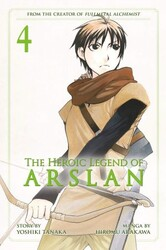 Kodansha - Heroic Legend Of Arslan Vol 4 TPB