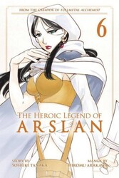 Kodansha - Heroic Legend Of Arslan Vol 6 TPB