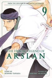 Kodansha - Heroic Legend Of Arslan Vol 9 TPB
