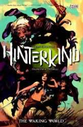 Vertigo - Hinterkind Vol 1 TPB