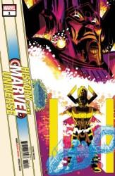 Marvel - History Of Marvel Universe # 1 2nd Printing Variant