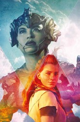Titan Comics - Horizon Zero Dawn # 1 Cover H 1:25 Artgerm Variant