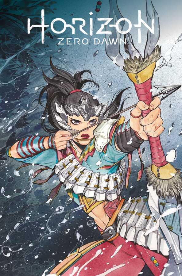 Titan Comics - Horizon Zero Dawn # 3 Peach Momoko Variant